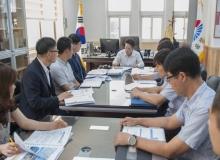 [울릉]2019년도 국가투자예산 확보 추진상황 보고회 개최